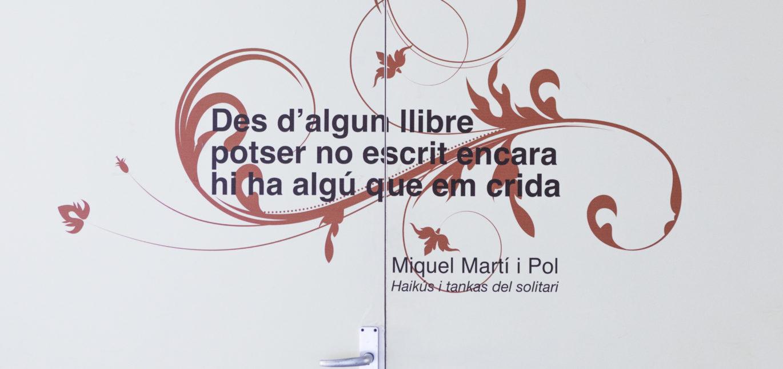 Haiku Miquel Martí i Pol