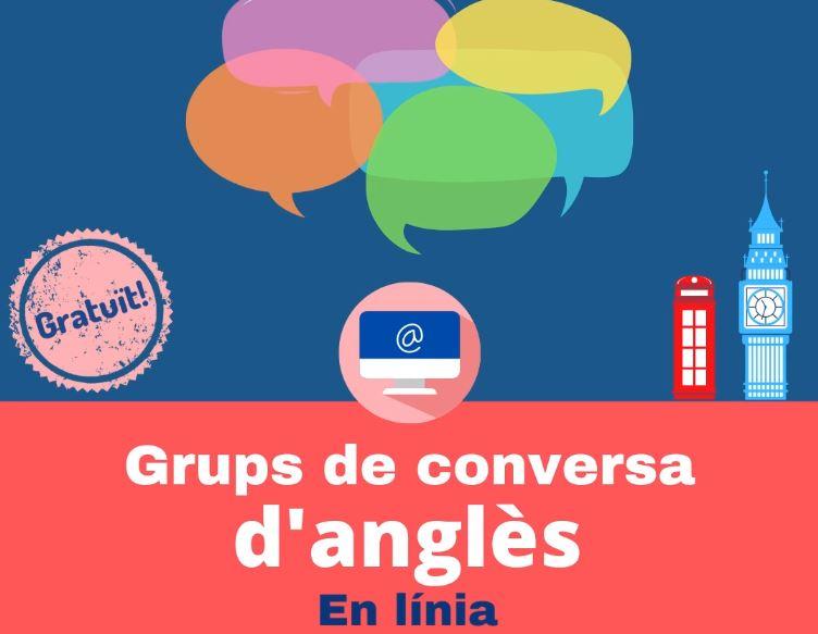 Grups conversa anglès